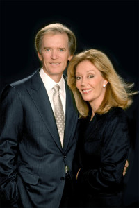 Laguna Beach philanthropists, Sue and Bill Gross.